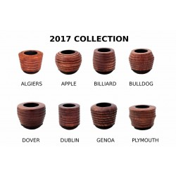 Falcon interchangeable briar bowl | NEW 2017 collection (UK)