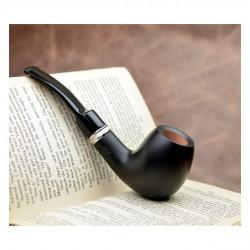VEGA (nera) black billiard pipe