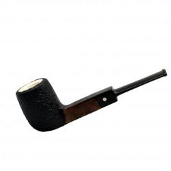 DAVIS TROPHY billiard meerschaum lined pipe