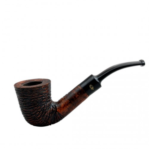 RUSTIC MARRONE dublin pipe