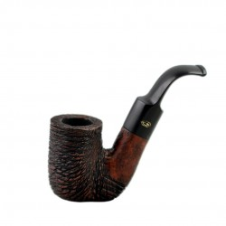 RUSTIC MARRONE billiard pipe