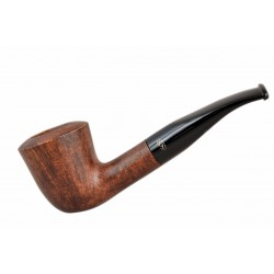 BRISTOL briar dublin dark brown tobacco smoking pipe from Gasparini (Italy)