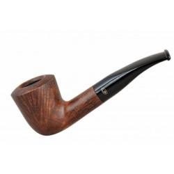 BRISTOL briar dublin brown tobacco smoking pipe from Gasparini (Italy)