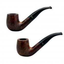 BRISTOL bent billiard pipe