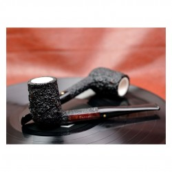 DARNELL OLD BRIAR 572 vintage billiard pipe