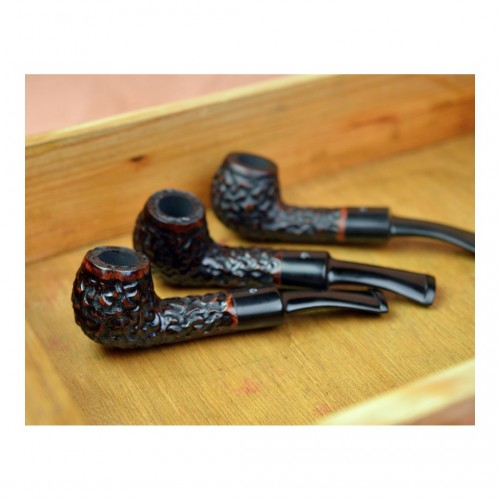 DOMINO red mini pipe