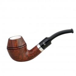 ORANGE rhodesian pipe