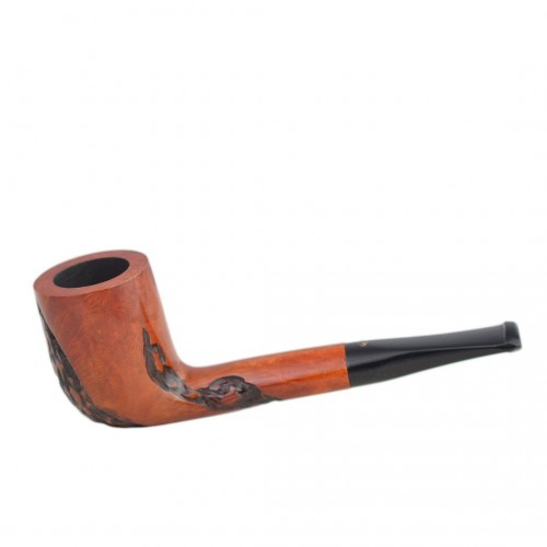JOLLY carved liverpool pipe