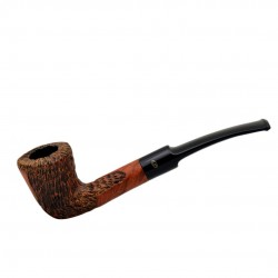 JOLLY carved dublin pipe
