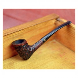 LADY lightweight rustic dublin pipe