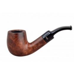 MIGNON briar pocket size billiard tobacco smoking pipe from Gasparini (Italy)