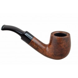 MIGNON briar pocket size billiard tobacco smoking pipe from Gasparini (Italy)