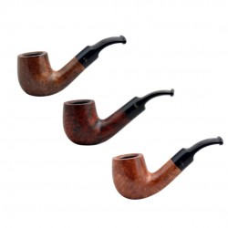 MIGNON bent billiard mini pipe