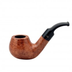 MIGNON bent brandy mini pipe