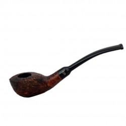 SALINA bent rustic pipe