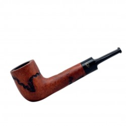 JOLLY carved billiard orange pipe
