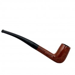 LADY lightweight brown pipe
