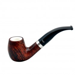 ORANGE full bent billiard pipe