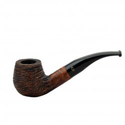 RUSTIC MARRONE egg brown rustic pipe