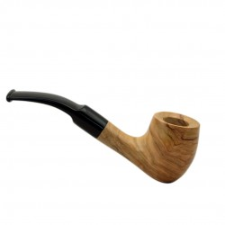 ULIVO bent acorn pipe