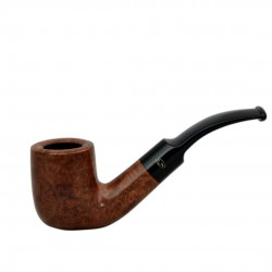WALNUT billiard bent pipe