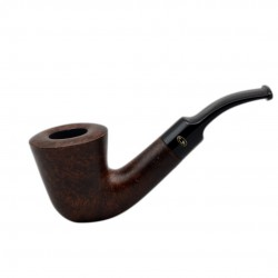 BRISTOL briar dublin brown tobacco smoking pipe from Gasparini (Italy)