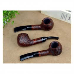 SABBIATE MARRONE apple pipe