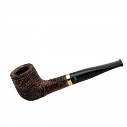 RUSTIC MARRONE straight pipe