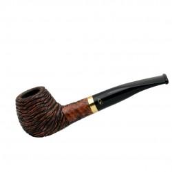 RUSTIC MARRONE brandy pipe