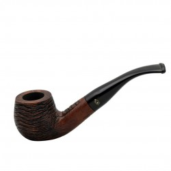 RUSTIC MARRONE bent pipe