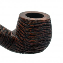 RUSTIC MARRONE bent pipe