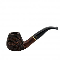 RUSTIC MARRONE brandy pipe
