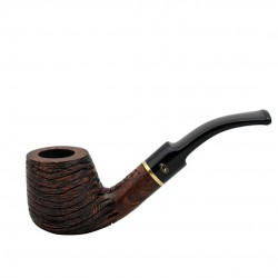 RUSTIC MARRONE brandy brown rustic pipe