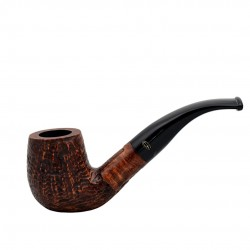 SABBIATE MARRONE billiard bent pipe
