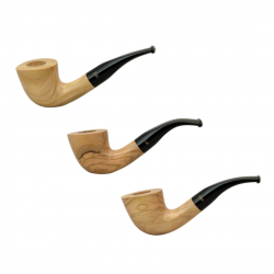 ULIVO bent dublin pipe