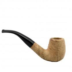 ULIVO rustic bent billiard pipe