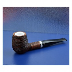 VEGA straight billiard meerschaum lined pipe
