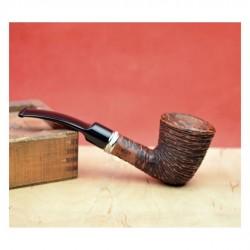 VEGA (rustic) dublin pipe