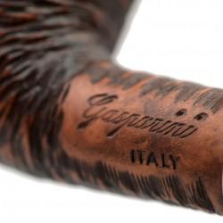 VEGA (rustic) curved billiard pipe