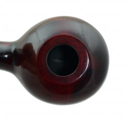 #69 Bent Tomato tobaccco Smoking Pipe from Golden Pipe (Poland)