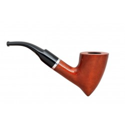 #68 tomahawk pearwood tobacco smoking pipe from Golden Pipe (Poland)
