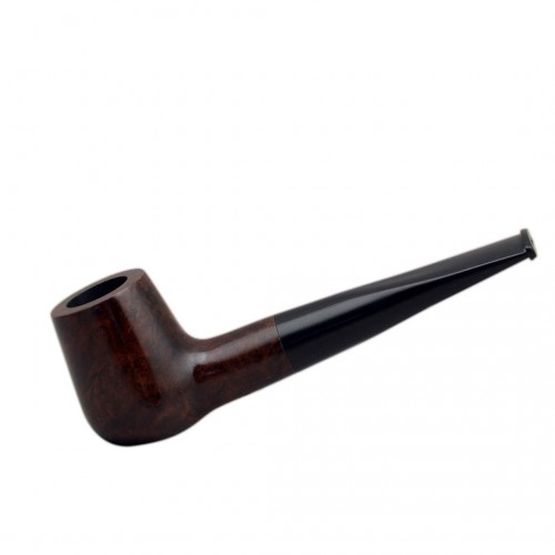 #70 Briar straight billiard brown  tobacco smoking pipe from Golden Pipe (Poland)