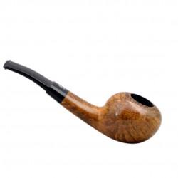 No. 148 briar tomato light brown smooth pipe