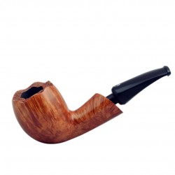 No. 88 briar bent egg orange smooth pipe