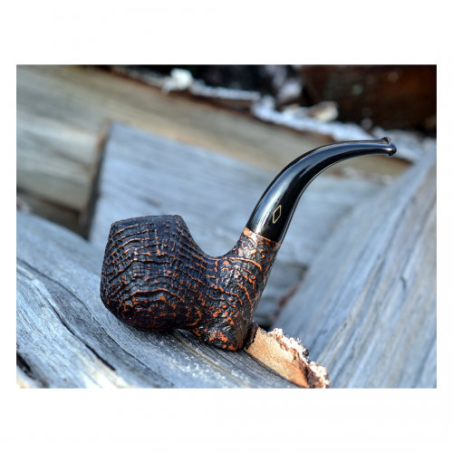 MAY (Sabbiata) sandblasted pipe