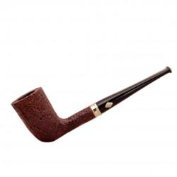 VINTAGE (sabbiata 53) sandblasted tobacco pipe by Brebbia (Italy)