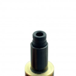 BRONZE metallic apple pipe