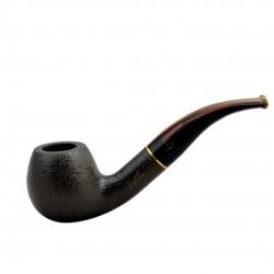 BRONZE metallic bent apple pipe