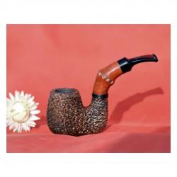 BUZZI (rocciata scura) pipe