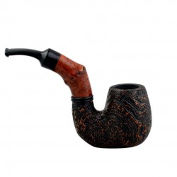 BUZZI (Sabbiata) sandblasted pipe